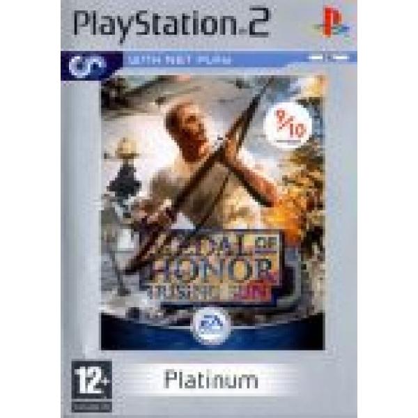 MEDAL OF HONOR RISING SUN - PS2