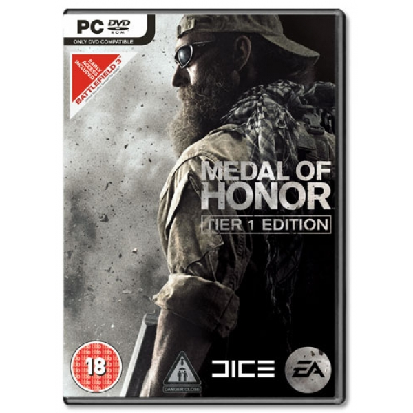MEDAL OF HONOR TIER 1 E PC