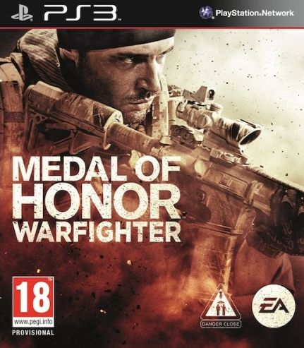 MEDAL OF HONOR WARFIGHTER - XBOX360