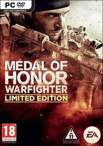 MEDAL OF HONOR WARFIGHTER LIMITED EDITION - PC