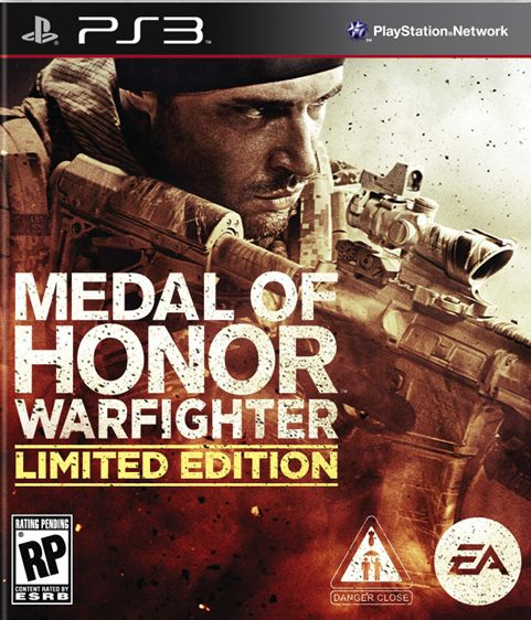 MEDAL OF HONOR WARFIGHTER LIMITED EDITION - PS3