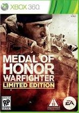 MEDAL OF HONOR WARFIGHTER LIMITED EDITION - XBOX360