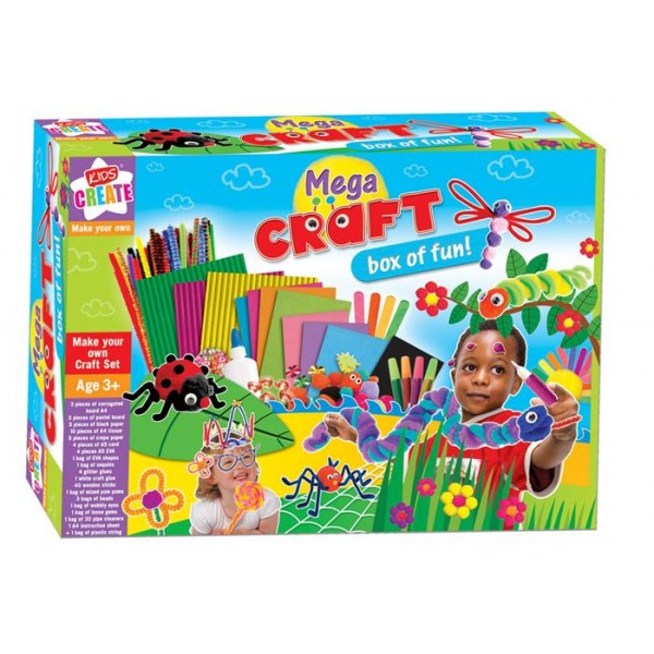 Set creativ Mega craft