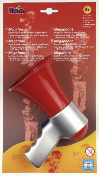Megafon cu functii
