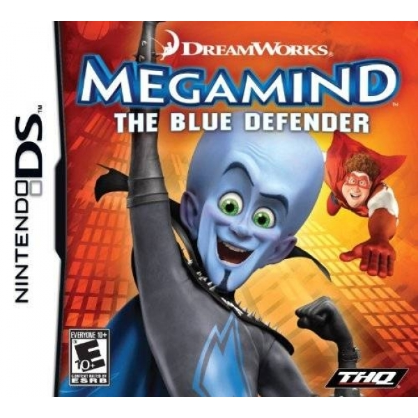 MEGAMIND - THE BLUE DEF DS