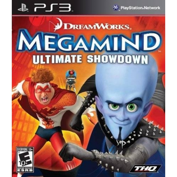 MEGAMIND - ULTIMATE SHO PS3