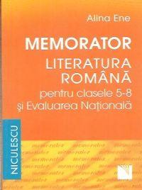 MEMORATOR LIT ROM CLS 5-8 SI...