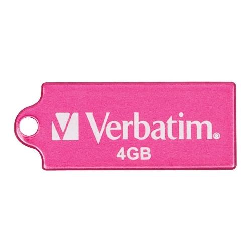 zzMemorie USB Verbatim Pi nstripe 4GB Pink