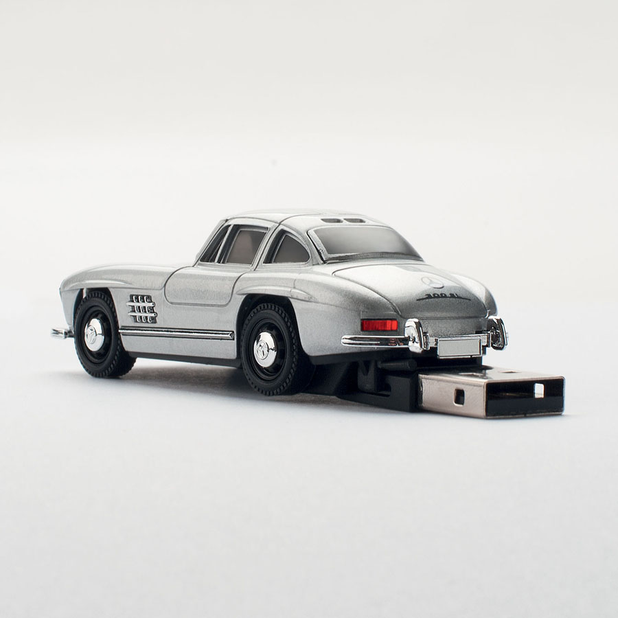 Stick Mercedes 300SL (Vintage 1954) 8GB,alb