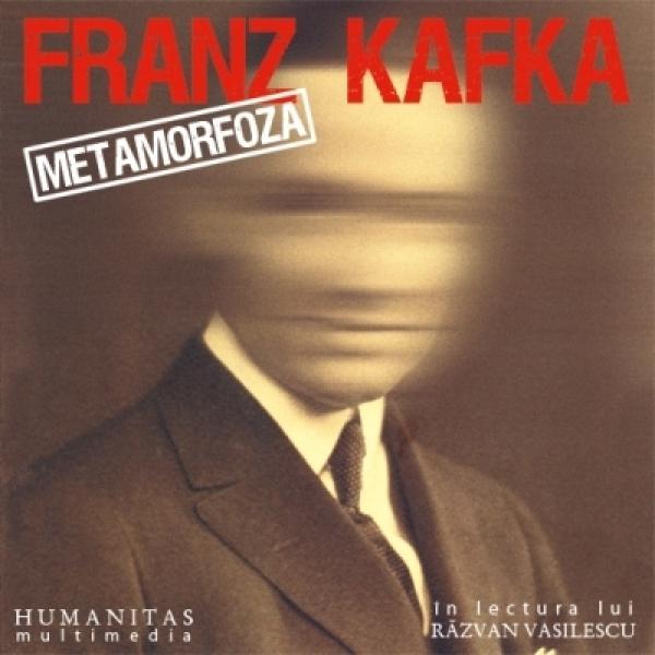 Metamorfoza, Franz Kafka (CD)