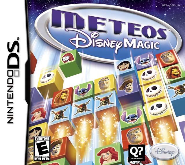 METEOS DISNEY MAGIC DS