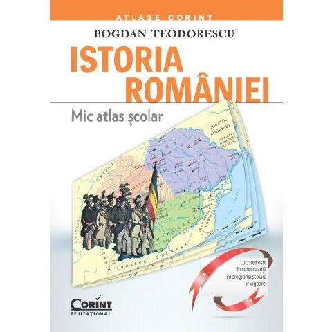 MIC ATLAS SCOLAR DE ISTORIE A ROMANIEI