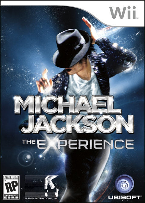 MICHAEL JACKSON EXPERIENCE COLLEC - WII