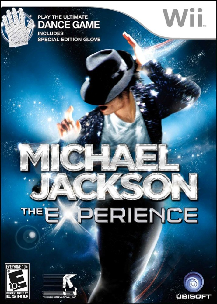 MICHAEL JACKSON EXPERIENCE D1 EDITION -