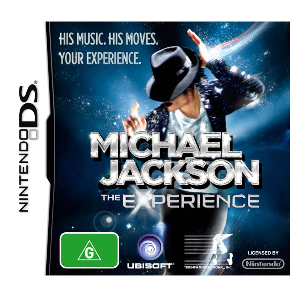 MICHAEL JACKSON EXPERIENCE - DS