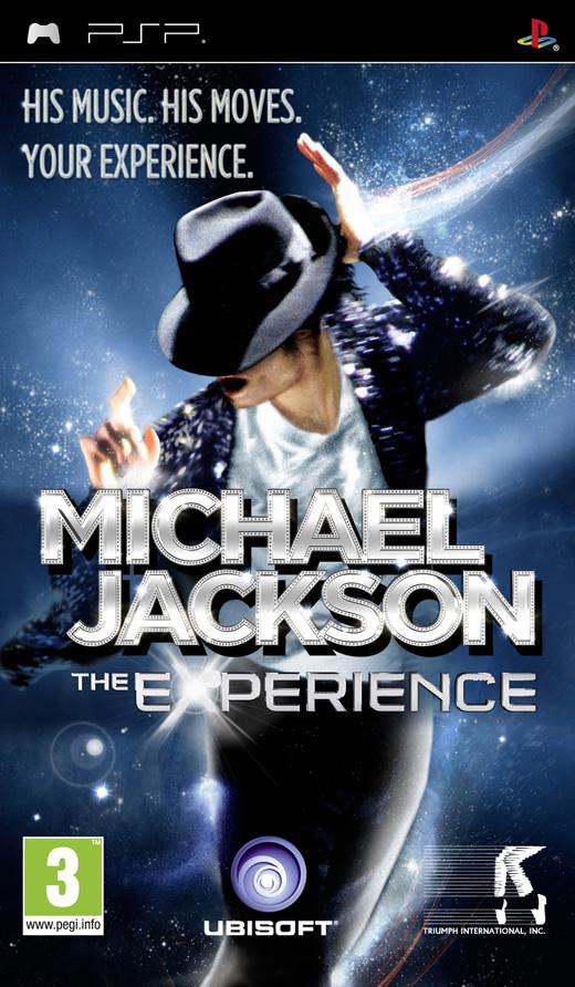 MICHAEL JACKSON EXPERIENCE - PSP
