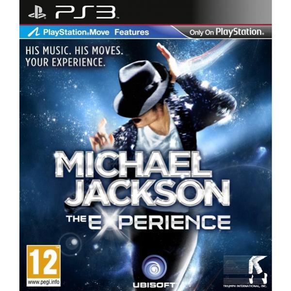 MICHAEL JACKSON THE EXP PS3
