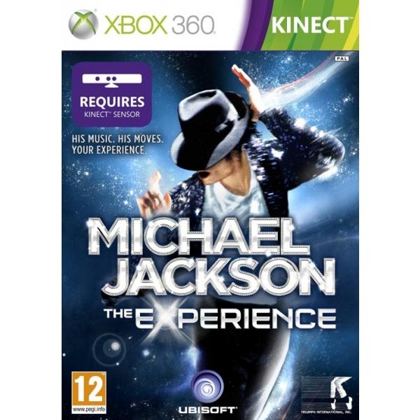 MICHAEL JACKSON THE EXP XBOX360