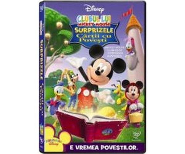 MICKEY MOUSE SURPRIZELE MICKEY MOUSE CLUB HOUSE