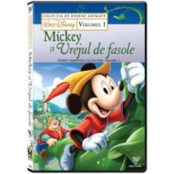 MICKEY SI VREJUL DE FAS DISNEY COLLECTION 1
