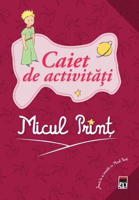 MICUL PRINT - CAIET DE ACTIVITATI