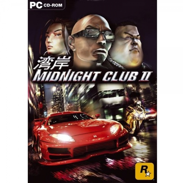 MIDNIGHT CLUB 2 PC