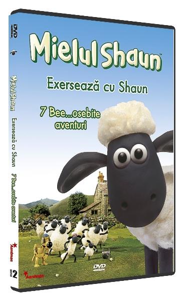 MIELUL SHAUN - EXERSEAZA CU SHAWN