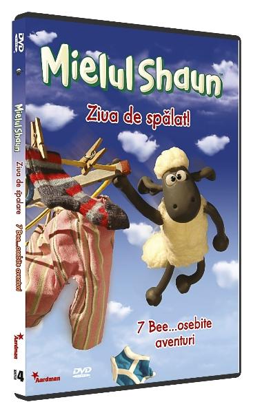 MIELUL SHAUN - ZIUA DE SPALAT