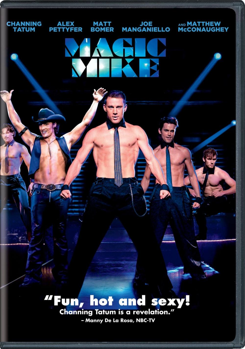 MIKE MESERIASU'-MAGIC MIKE