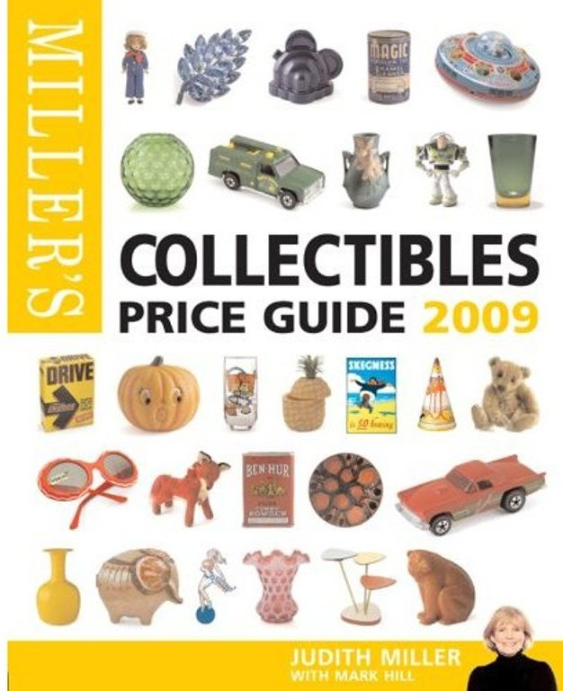 Miller\'s collectables price guide 2009