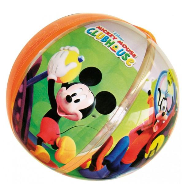 zzMinge mare cu paleta Mickey Mouse