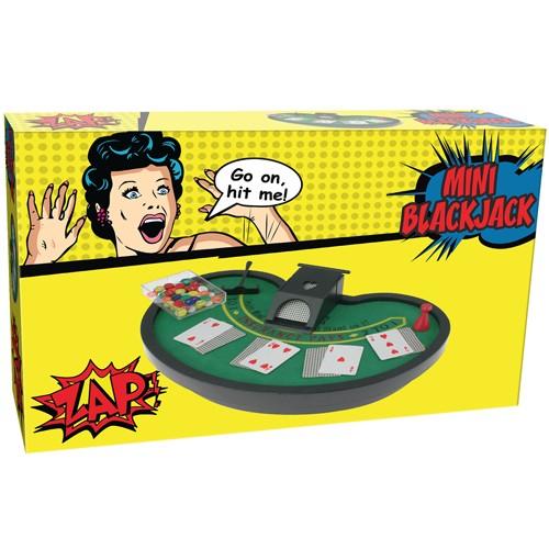 Mini masa  de blackjack