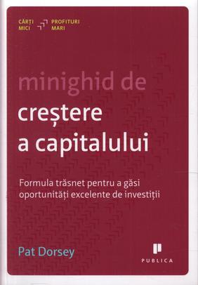 MINIGHID DE CRESTERE A CAPITALULUI