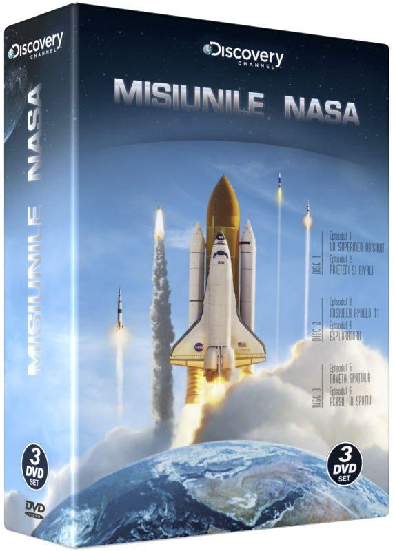 MISIUNILE NASA  BOX
