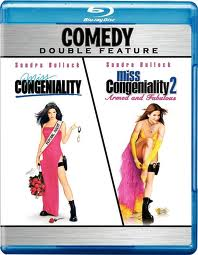 MISS AGENT SECRET (BR) MISS CONGENIALITY (BR)