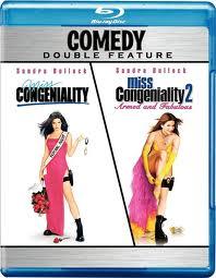 MISS AGENT SECRET (BR) MISS CONGENIALITY (BR)
