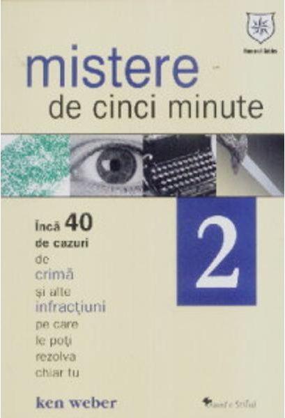 MISTERE DE CINCI MINUTE VOLUMUL II