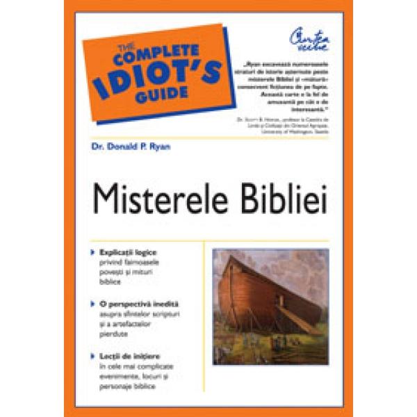 Misterele Bibliei, Donald Ryan P.