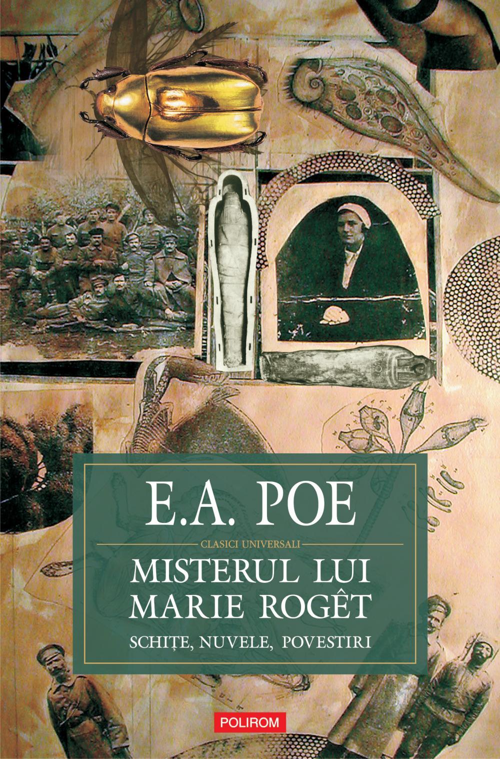 MISTERUL LUI MARIE ROGE