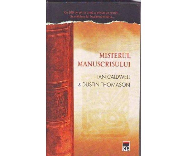 MISTERUL MANUSCRISULUI- BROSAT