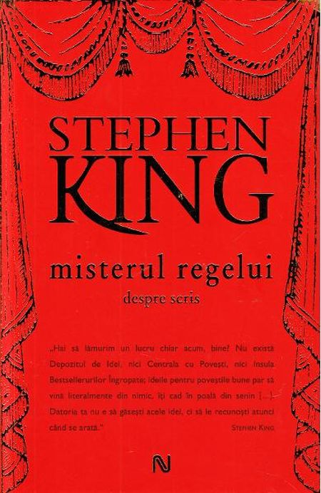 Misterul regelui - Stephen King