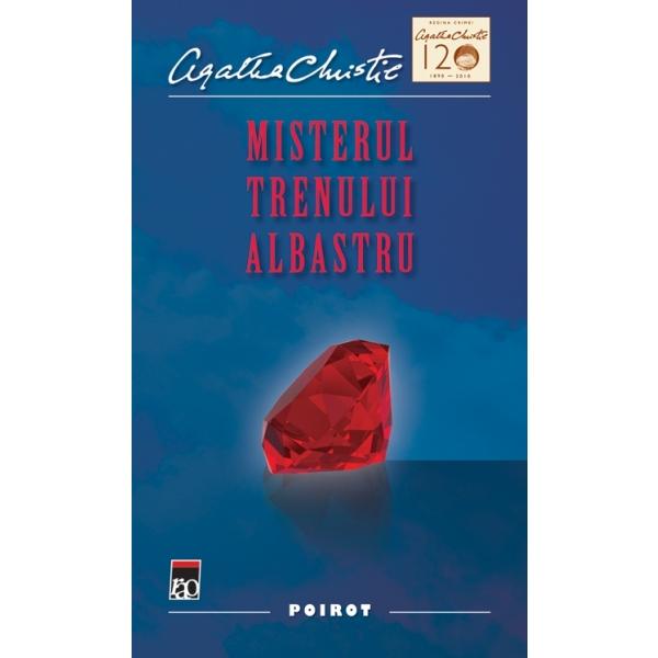 MISTERUL TRENULUI ALBASTRU