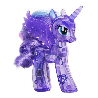 MLP-Figurina ponei,Explore Equestria,cu sclipici
