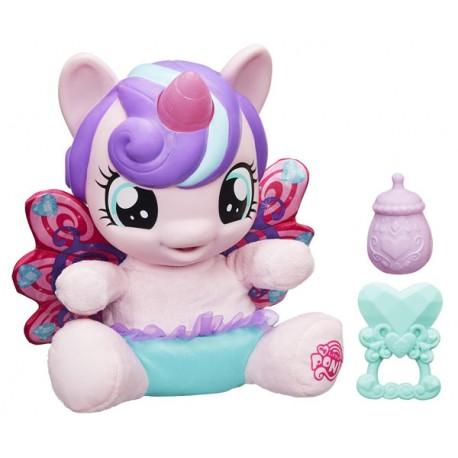 Mlp-Poney Flurry Heart,cu sunete si acc.