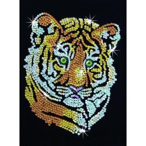Model cu paiete junior Tigru