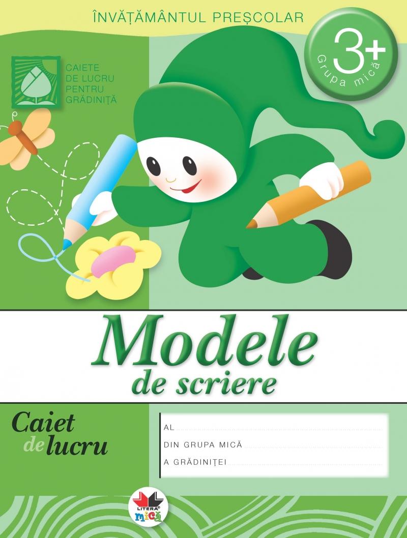 MODELE DE SCRIERE 3 ANI