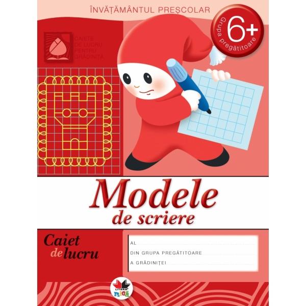 MODELE DE SCRIERE 6 ANI