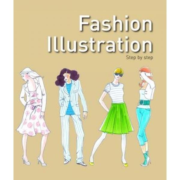 Modern Fashion Illustration, ***