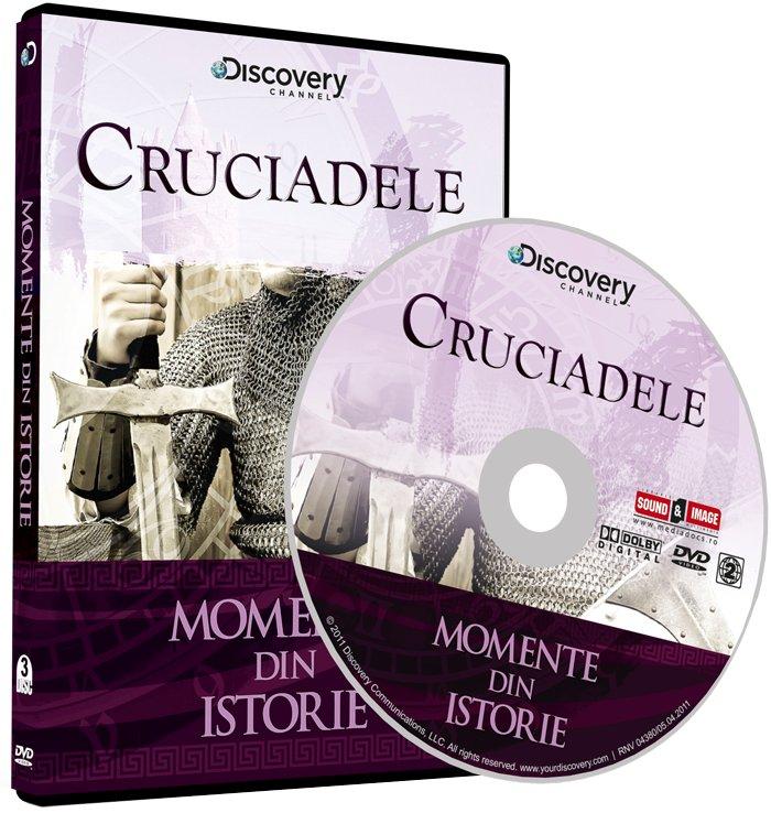 MOMENTE DIN ISTORIE: CRUCIADELE - MOMENTE DIN ISTORIE: CRUCIADELE