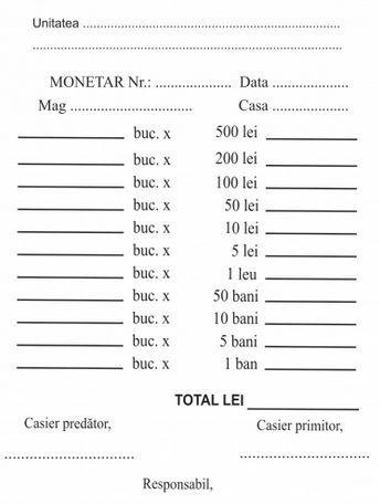 Monetar,A6,autocopiativ,2ex,50set/carnet
